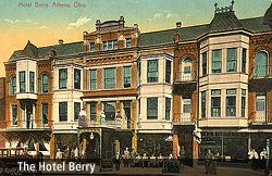 Postcard Of The Berry Hotel