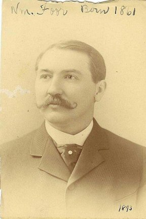 William Allen Foor, ca 1893