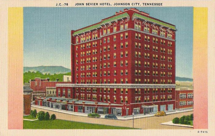 All Of The Following Graphics Hotel And Matchbooks Were Sent To Me By Alan Bridwell In February 2007 Www Johnsonsdepot